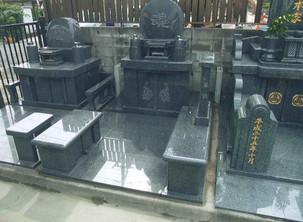 松永家のお墓
