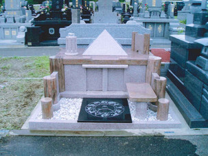 浅見家のお墓
