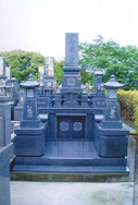 田村家のお墓