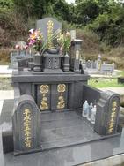 濱口家のお墓