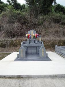 長澤家のお墓