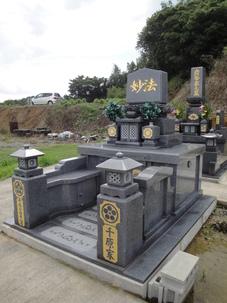 千原家のお墓
