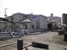 薬園町墓地